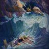 Гомер. Одиссея. Песни 5-я и 6-я (с иллюстрациями). Перевод В. Жуковского