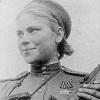 Снайпер Роза Шанина (биография, 15 фото)