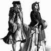 История костюма в иллюстрациях: 18 век (Германия, Швейцария, Австрия)