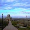 Монастырь и храмы в Валуйках