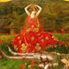 Джон Китс - La Belle Dame sans Merci (Прекрасная безжалостная дама). Анализ баллады и иллюстрации