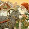 Йоулупукки - финский Дед Мороз