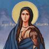 Святая Мария Магдалина. Иконы