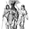 История костюма в иллюстрациях: древний мир
