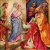 Рождество Христово: поклонение волхвов