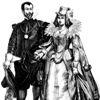 История костюма в иллюстрациях: 17 век