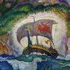 Гомер. Одиссея. Иллюстрации разных художников. Перевод и краткое содержание В. Жуковского