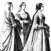 История костюма в иллюстрациях: 15 век