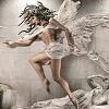 Катринель Менгия в образах героинь древнегреческой мифологии (6 фото)