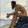 Гомер. Одиссея. Песни 1-я и 2-я (с иллюстрациями). Перевод В. Жуковского